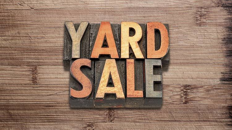 CCASTA Yard Sale