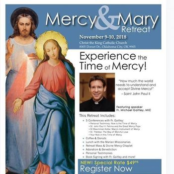 Mercy & Mary Retreat