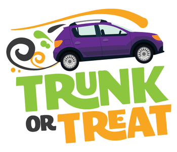 Trunk-or-Treat: October 31, 4-5:30