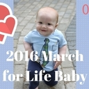 Nominate Your Sweetie to be the 2018 March Baby!