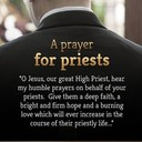 Holy Hour for Lay People to Pray for Priests - Feb. 14