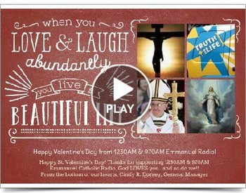 Happy Valentines Day From Emmanuel Radio!