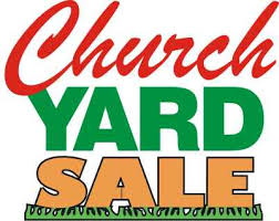 Sacred Heart/St. Catherine of Sweden Women's Guild Yard Sale May 6