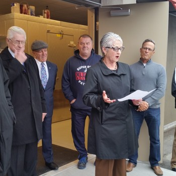 St. John's Food for the Poor to Receive Truck Donation