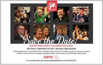 EWTN Family Event