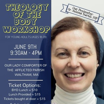 Theology of the Body Event