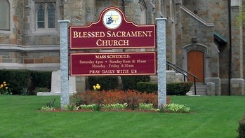 Ministries at Blessed Sacrament