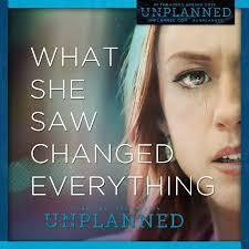 FREE SHOWINGS OF UNPLANNED BEGIN OCT. 12