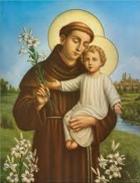 St. Anthony of Padua Bread and Mass June 13