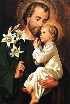 Novena to St. Joseph in Worcester