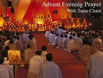 Taize Worcester- Sacred Music for Vespers