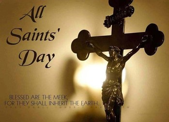 As All Saints Day Approaches