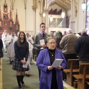Annual Mass for Life March 24