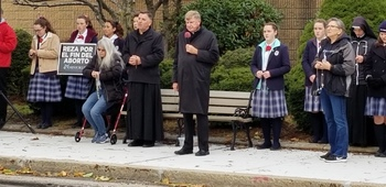 Rosary With Bishop McManus March 18