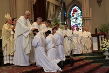 Ordination to the Transitional Diaconate June 6