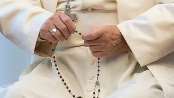Pope Francis Rosary May 30