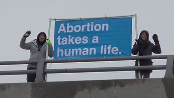 Join the National Pro-Life Bridges Day in Worcester June 26