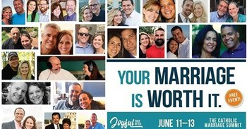 Free Online Event: The Catholic Marriage Summit June 11-13