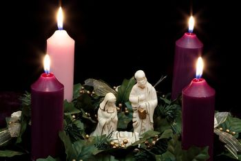 Advent By Candlelight