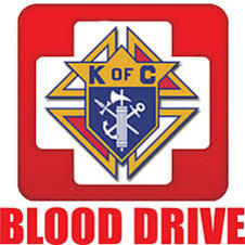 Knights of Columbus Red Cross Blood Drive