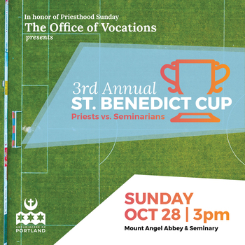 3rd Annual St. Benedict Cup