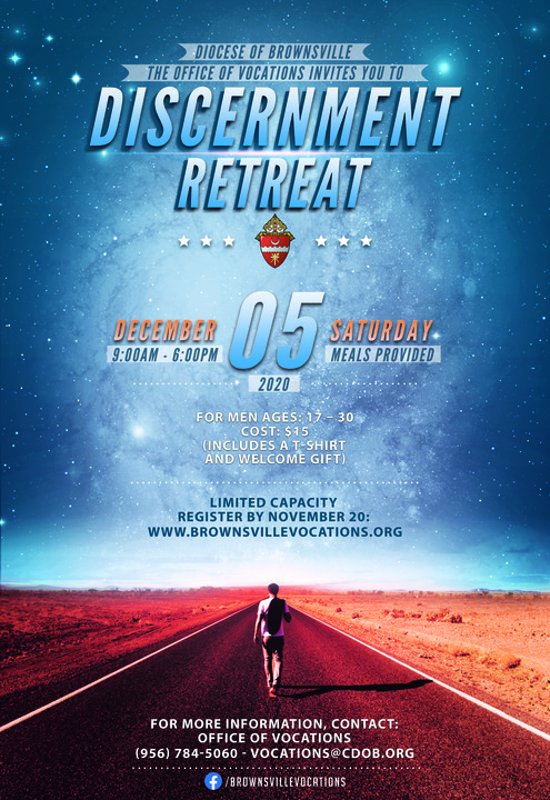 Men's Discernment Retreat