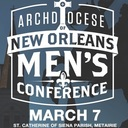 March 7: Archdiocesan Men's Conference