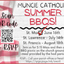 Summer Barbecues - Next at St Lawrence - July 14th