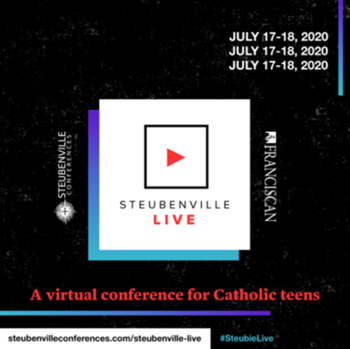 Youth Conference, Steubenville LIVE!