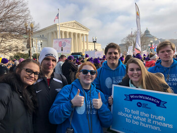 Indiana March for Life and Vigil for Life