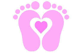 Annual Fundraising Baby Shower by Footprints