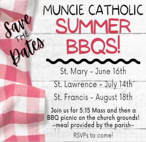 Summer Barbecue - St. Francis