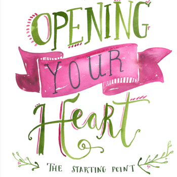 Opening Your Heart Bible Study