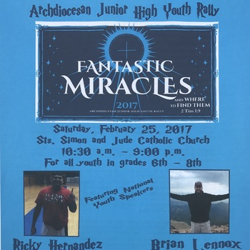 Archdiocesan Jr. High Youth Rally