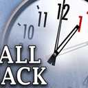 Daylight Saving Time Ends - Nov. 3