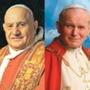 Mass and Canonization of John XXIII and John Paul II in St. Peter's Square
