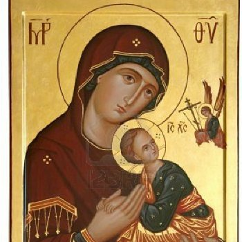 Holy Mary, Mother of God and Queen of Peace, Pray for Us