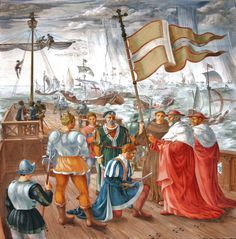 The Pope, the Rosary and the Battle of Lepanto