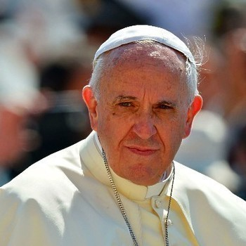 Pope Francis visit to Columbia