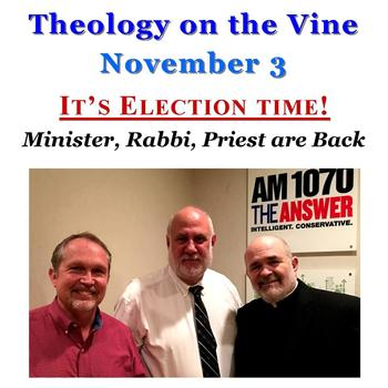 Join us at Theology on the Vine