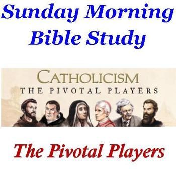 NO Class - Sunday AM Bible Study