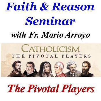 No Class Tonight - Faith & Reason Seminar with Fr. Mario