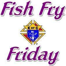 Friday Night Lent Fish Fry