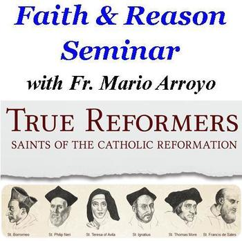 Fall Faith & Reason with Fr. Mario