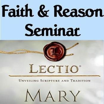 NO Tuesday Faith & Reason Seminar Tonight