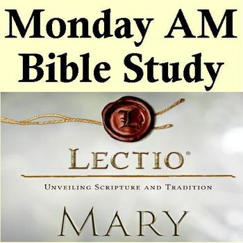 Monday AM Bible Study