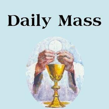 Daily Mass on Facebook