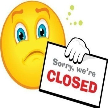 All Church & Office Buildings Closed Today!