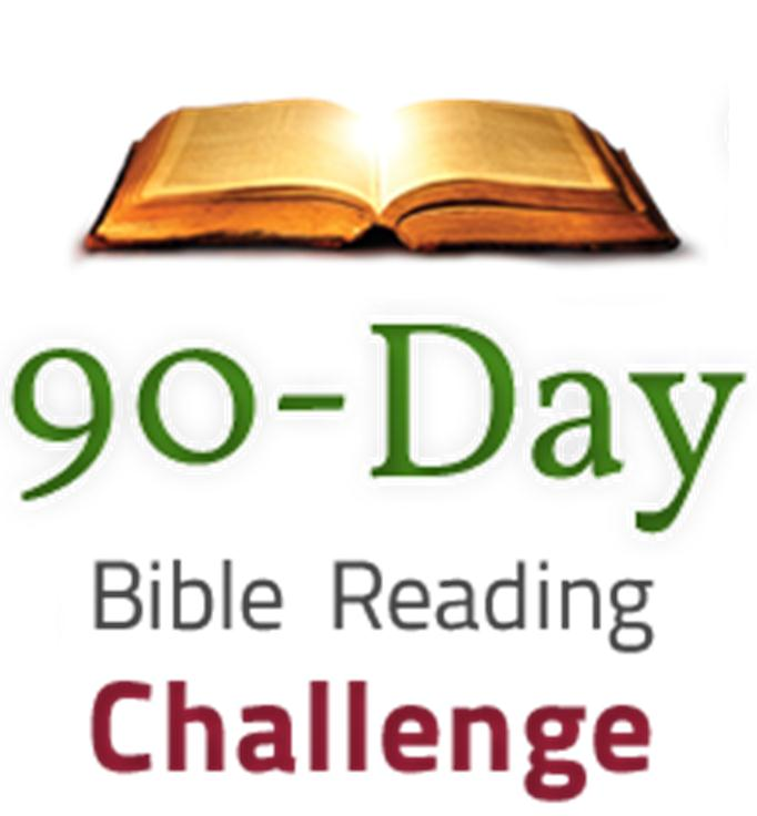 The 90-Day Bible Challenge!