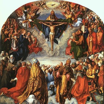 Hallowmas-The Triduum of The Saints - Oct. 31, Nov. 1 & 2